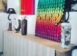 Décorations murales en Expo a Toulon!