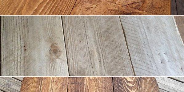 Comment choisir le ton du bois?